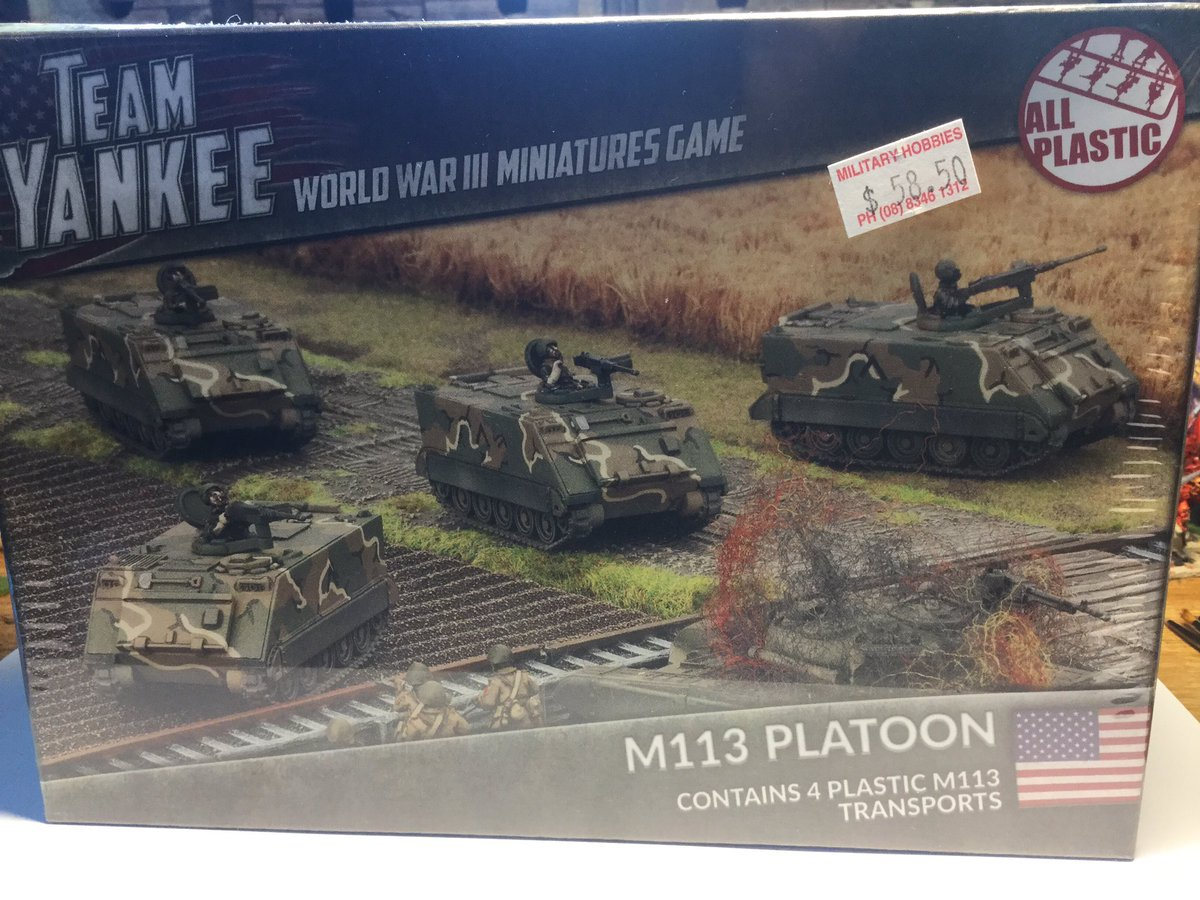 m113 - Twitter Search