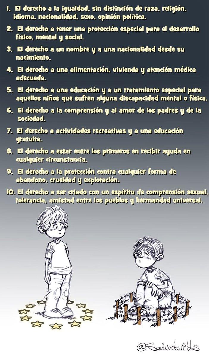 Salva Twitterren Las Bonitas Frases De La Declaración De