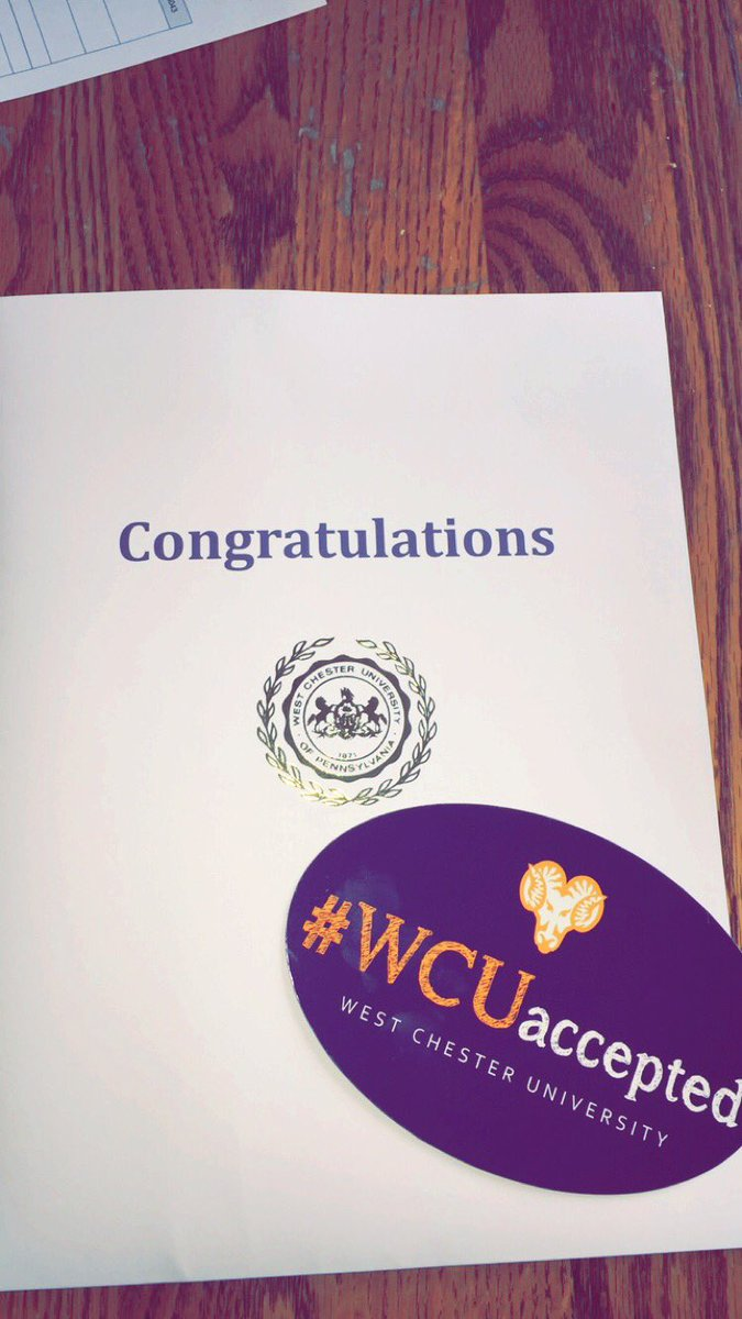 finally 😍🎉 #wcuaccepted https://t.co/pCxZ6M7Xo8