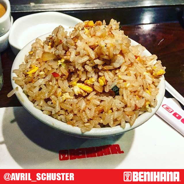 Are you about that #FriedRice life? Photo by @avril_schuster. https://t.co/PKezuxifTW