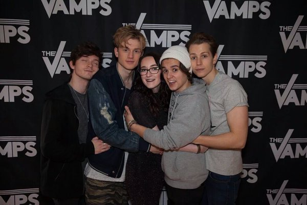 The vamps argentina on twitter 1 meet greet newcastle 1 meet greet newcastle inglaterra tvapicitterntyzn3cjrw m4hsunfo