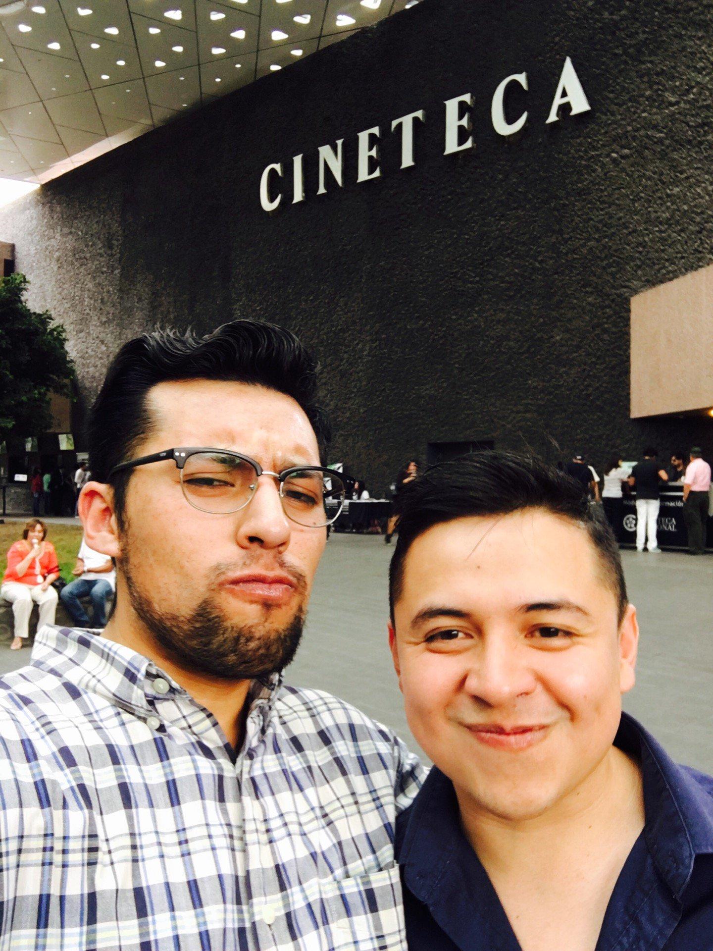 Hoy toca cinetuki �� (@ Cineteca Nacional - @cinetecamexico for Dial M for Murder (1954)) https://t.co/uodeaPKqcR https://t.co/bArktkB2cZ