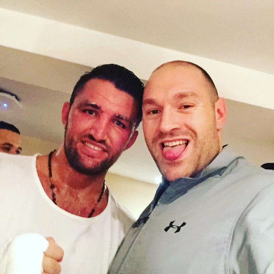 Anthony Joshua Targets Tyson Fury Showdown After Winning