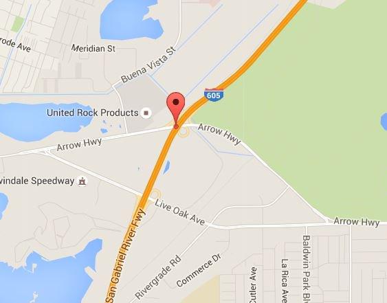Updated: woman, 2 kids hurt in 605 freeway crash in #irwindale