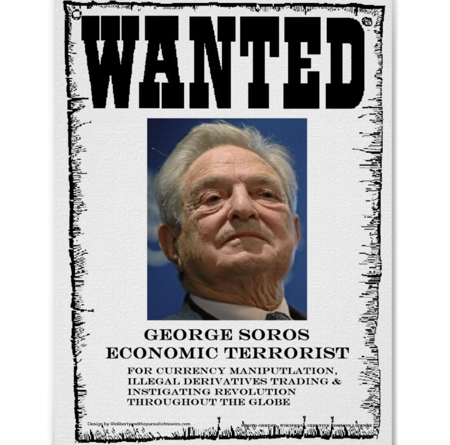 Russia issues international arrest warrant for rothschild & soros