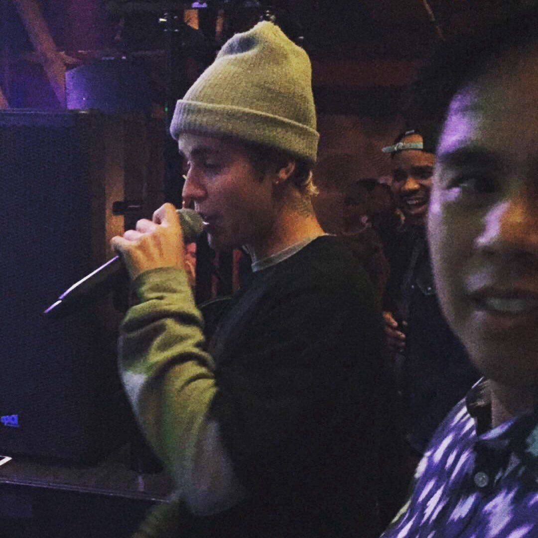 Yea while every club in #Houston said they got @justinbieber Look who's in my DJ Booth! #JustinBieber https://t.co/QoXswYyIAg