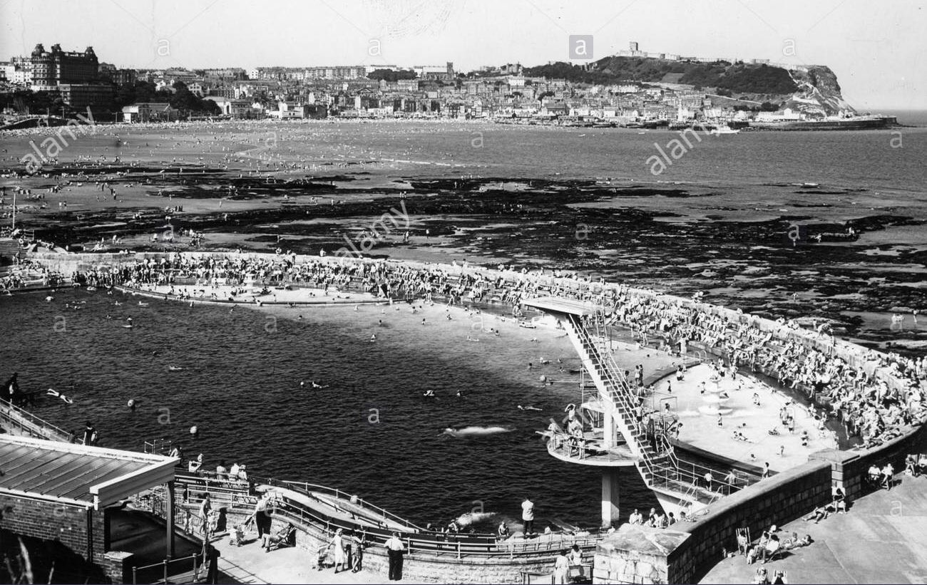 Thames Baths C I C On Twitter Scarborough South Bay Swimming Pool Stairway To Heaven One