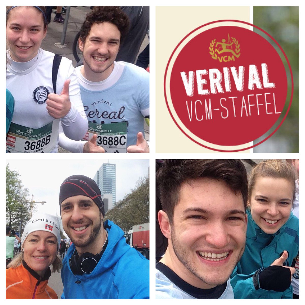 Don't mess with us, we're cereal! Bei den Cereal Killers von #Verival läuft's prima #vcm16. https://t.co/YlkydsHprS