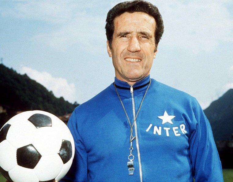 Helenio Herrera detto IL MAGO, il più grande allenatore dell'Inter
