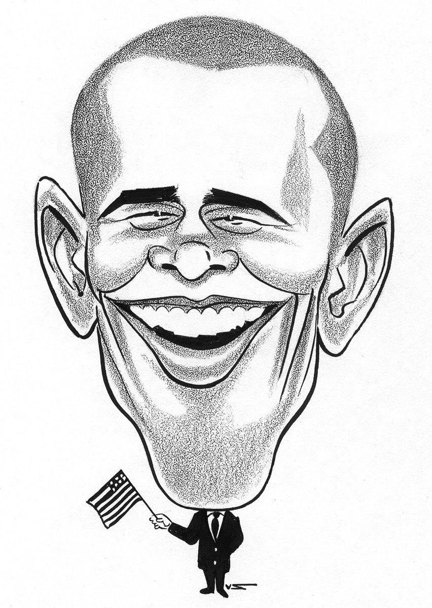 Как называются смешные рисунки с большими головами