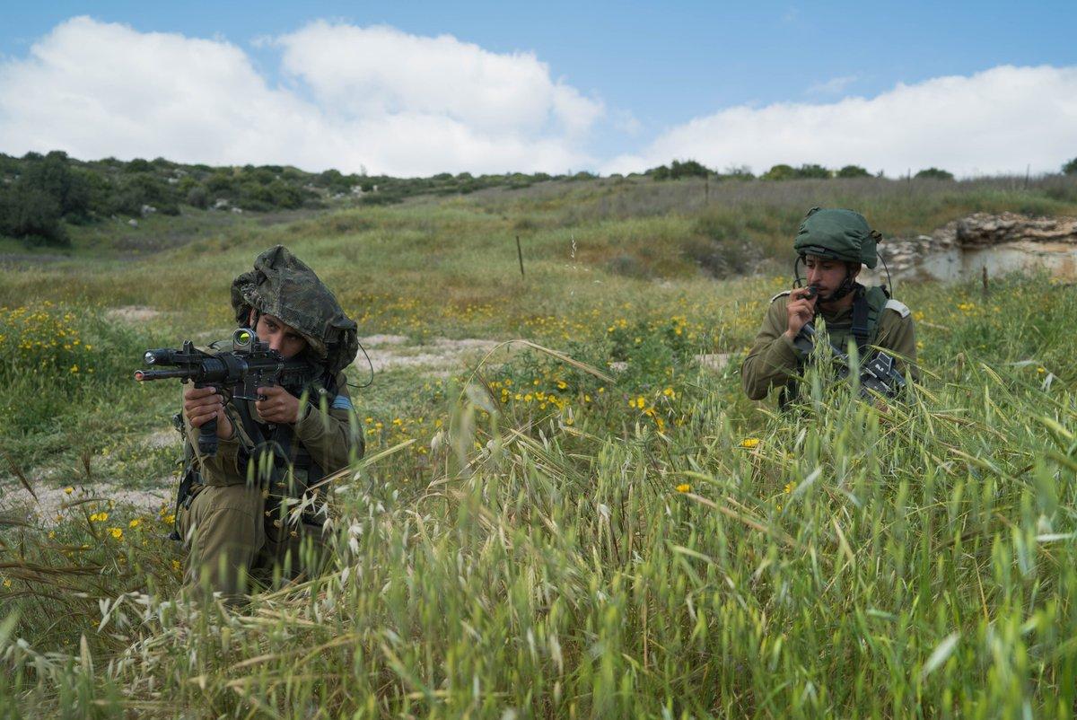 الجيش الاسرائيلي يشكل كتيبة مشاة خفيفه جديده سترابط على الحدود مع الاردن  CfrqZGPWcAAGg0i
