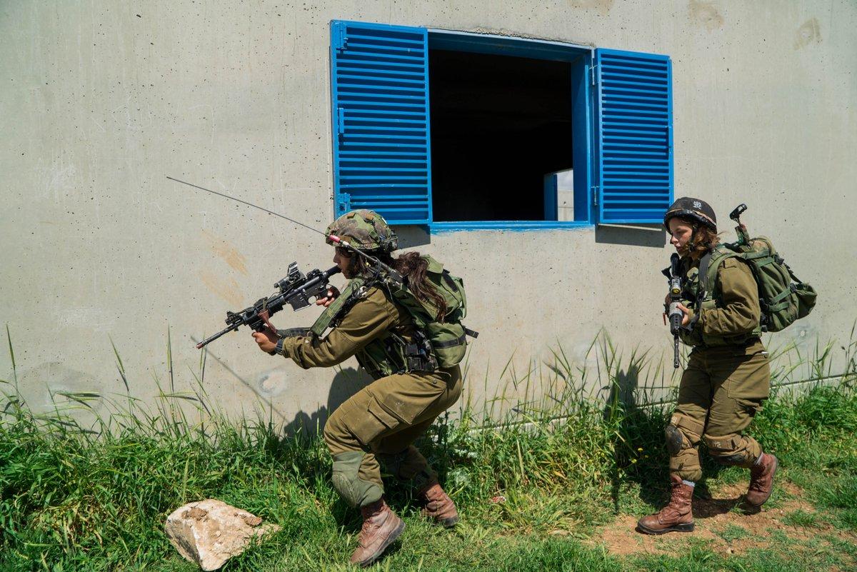 الجيش الاسرائيلي يشكل كتيبة مشاة خفيفه جديده سترابط على الحدود مع الاردن  CfrqZqbXEAEBHS2