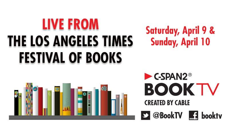 LIVE today @ 1:30p ET more @latimesfob @rezaaslan @ariannahuff @DennisPrager @wmarybeard @bazdreisinger #bookfest https://t.co/MEksetX94e