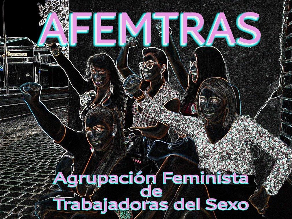 ¿Conoces la agrupación feminista de trabajadoras del sexo? Hablamos con Ninfa, una de ellas https://t.co/aGn16aEKdM https://t.co/vJNqiH1dXC