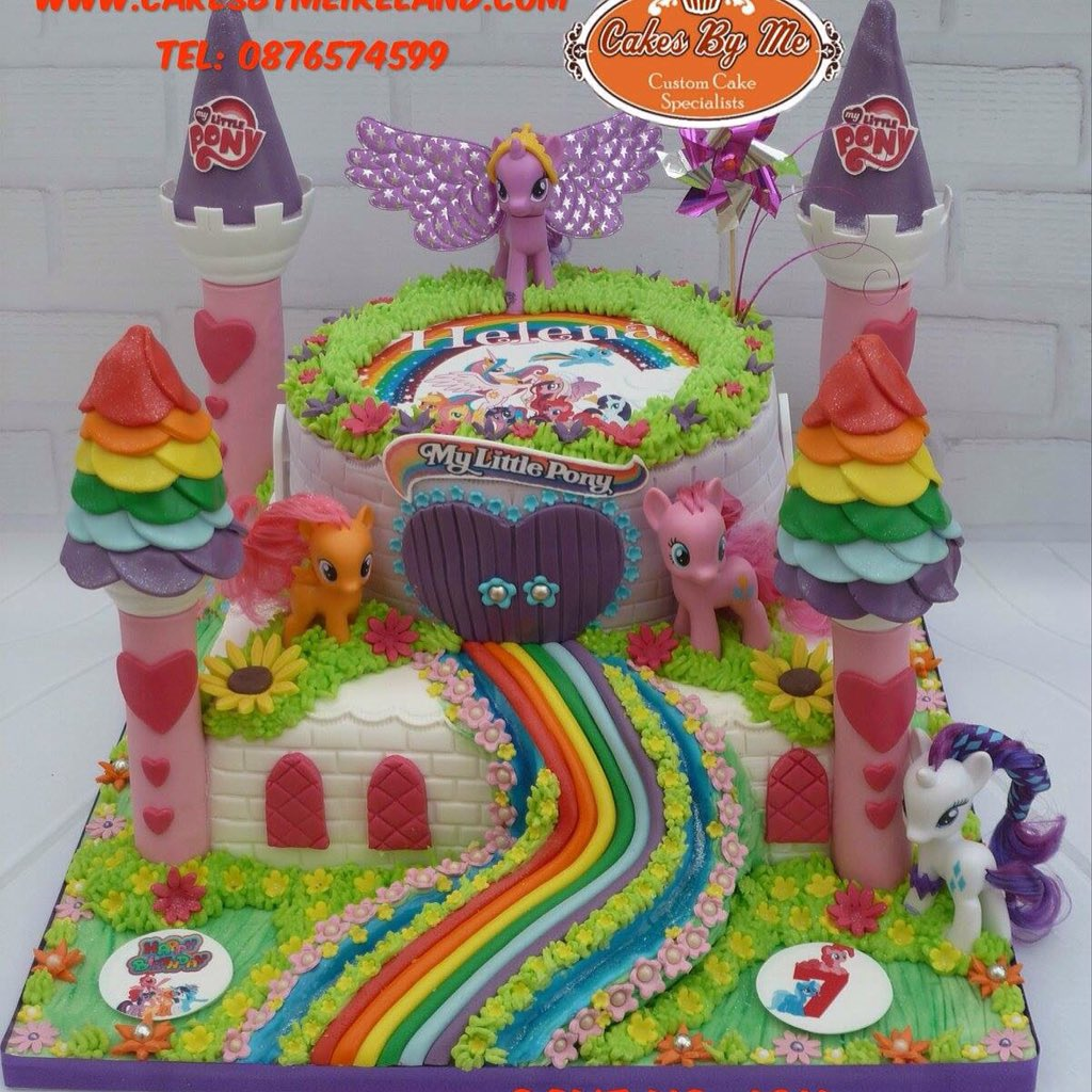 CAKES BY ME On Twitter Check Out Helenas 7th Birthday Cake