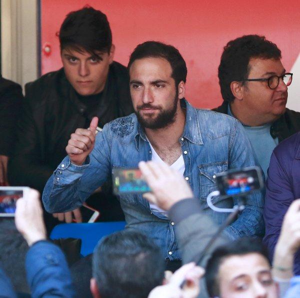 Napoli: squalifica ridotta a 3 giornate, l'esito del ricorso di Higuain