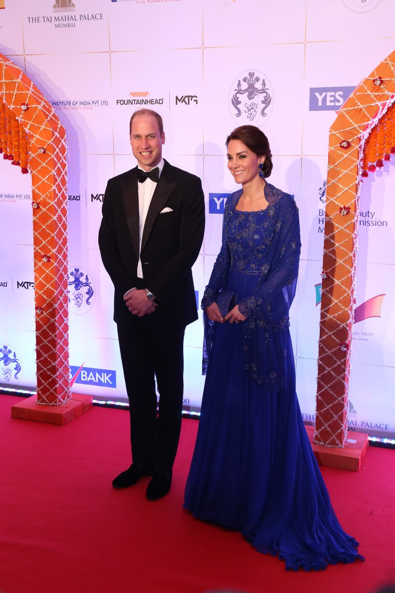 The Royals Visits