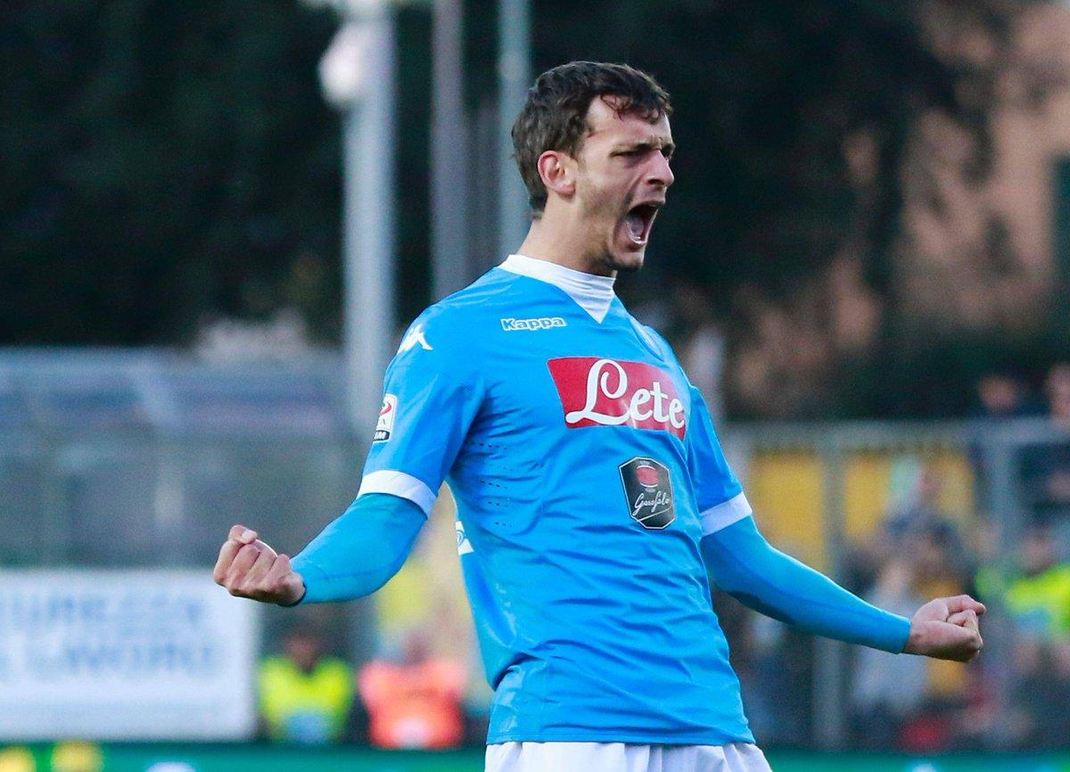 NAPOLI VERONA 3-0 Video Gol: Gabbiadini, Insigne e Callejon