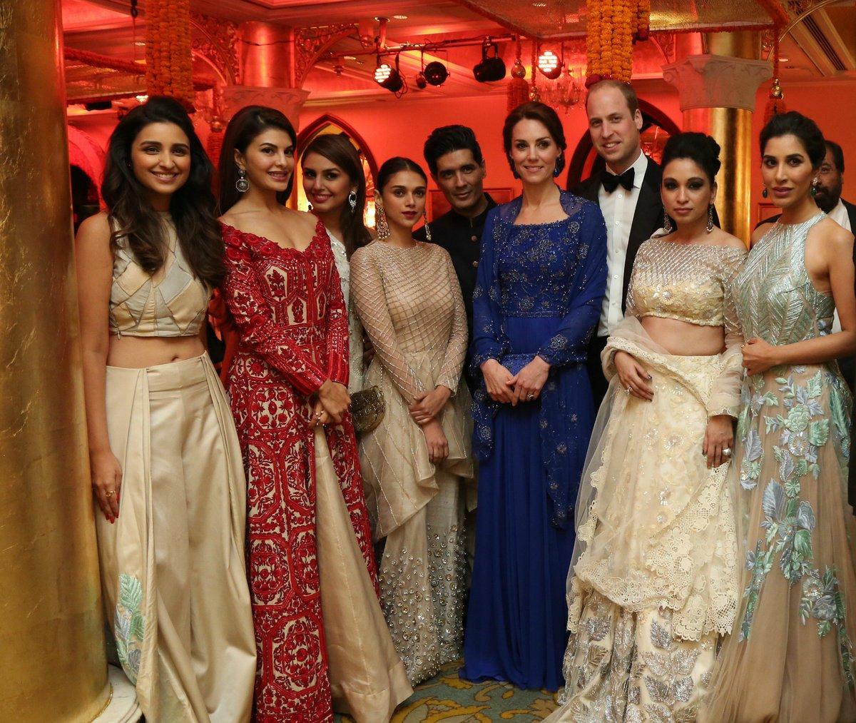 Bollywood Meets Royal
