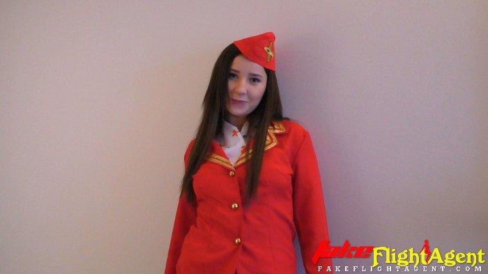 "Fake Flight Agent On Twitter: ""Pretty Air Hostess"