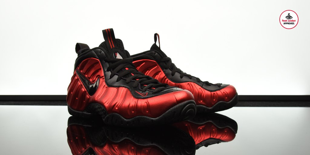 7f406ea6dcd62 the nike air foamposite pro university red drops in stores and online  saturday