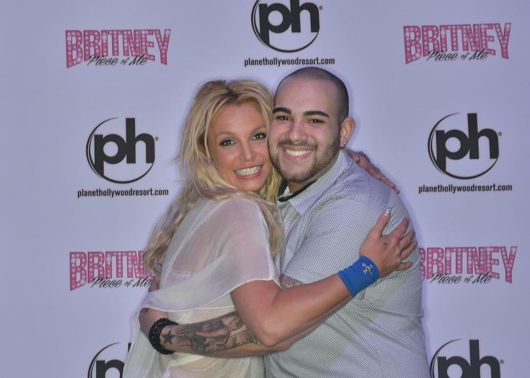 Official How To Get A Perfect Meet And Greet Picture The Britney