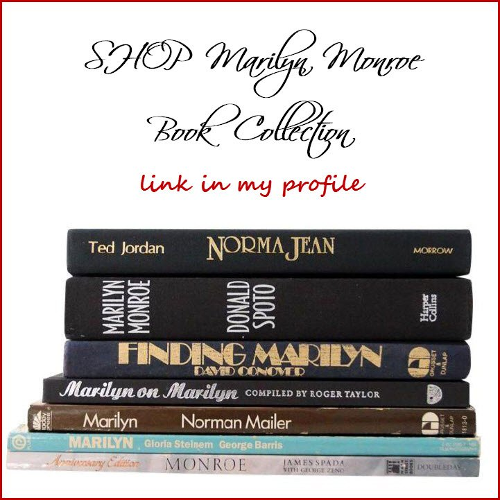 Sop Marlyn Monroe Book Collection