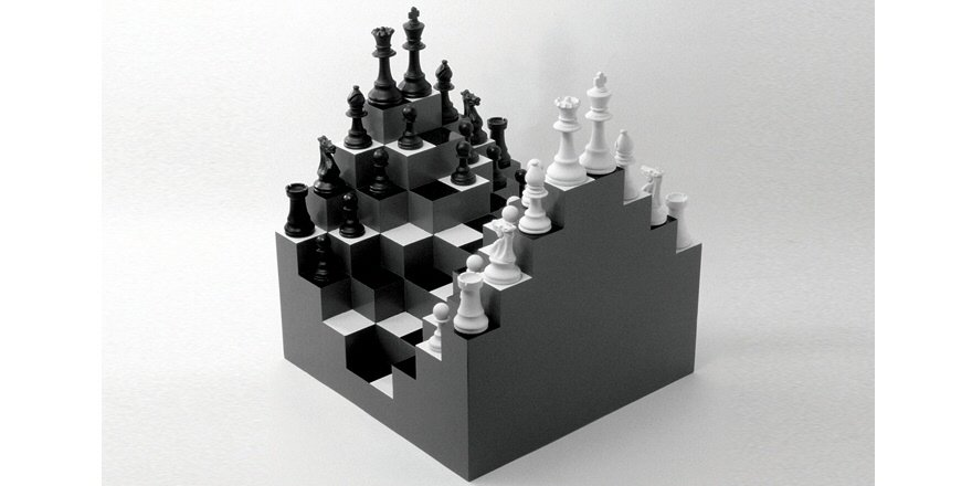 Three Player Chess Vs 3 D Chess Prior Probability