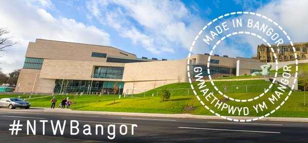 We're @PontioTweets this week for #NTWBangor. Join us, develop your skills & have fun! https://t.co/yAy9sor5kg https://t.co/vy6nqzcDQg