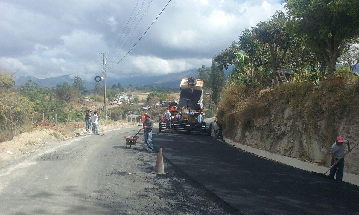 Topsa construcciones on twitter trabajos en carretera - Construcciones san martin ...