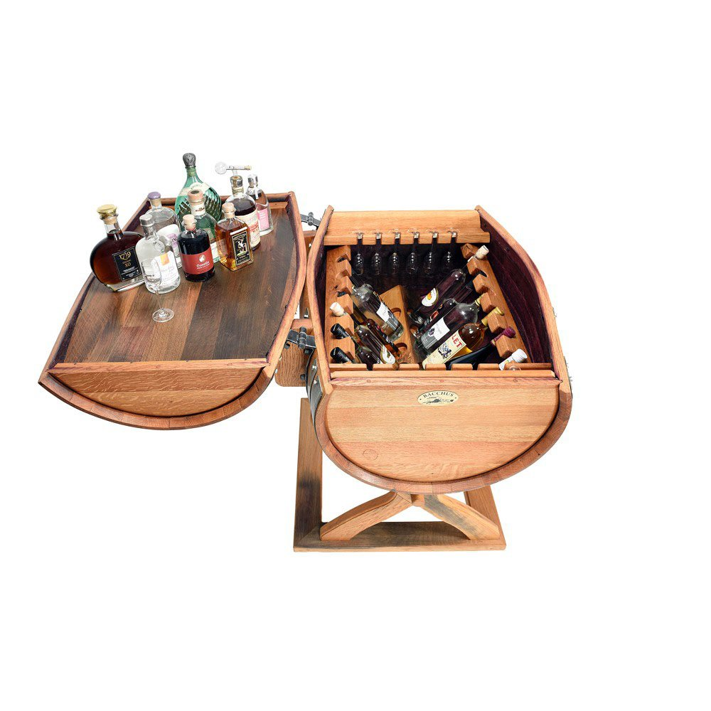 How Cool is this? Oak Wine Barrel Trolley Bar. RT @StreetFoodUK: #Wine #WineLover ... <br>http://pic.twitter.com/hdmgYJJKJY
