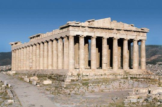 Parthenon, the most magnificent creation, the finest monument on the Acropolis #Greece #ttot https://t.co/R0uPT3A4zj https://t.co/G7FeClvlmv
