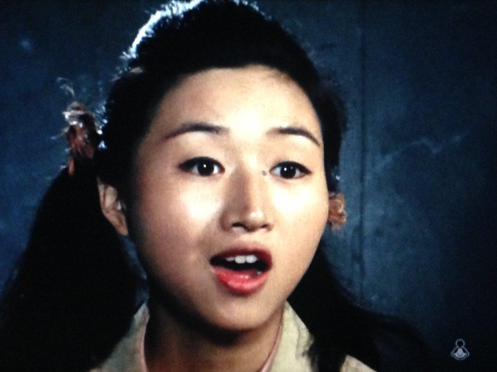 "APACHE on Twitter: ""「仮面の忍者赤影」第2部6話に 故市川森一夫人の柴田美保子さんが町娘役で出ていた。 結構可愛いな。 https://t.co/B9YpL7ZtQz"""