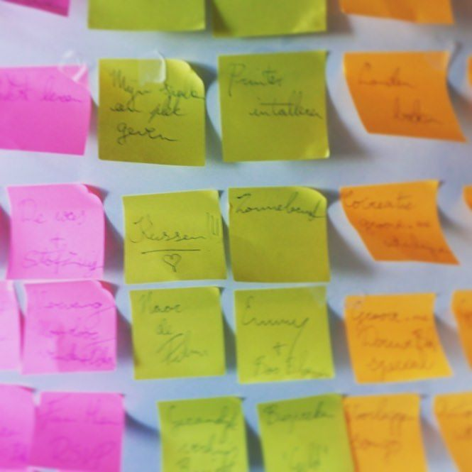 ToDo or not ToDo! Thats the question! #postit #work #buisy