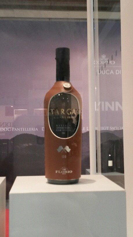 Al via l'edizione 100 della Targa Florio, celebrata con una limited edition di Targa Riserva 1840