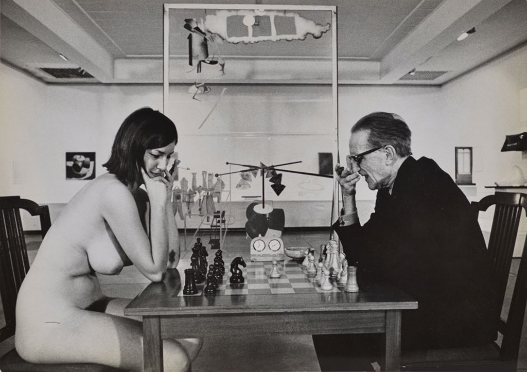 Duchamp nude Nude Photos 42