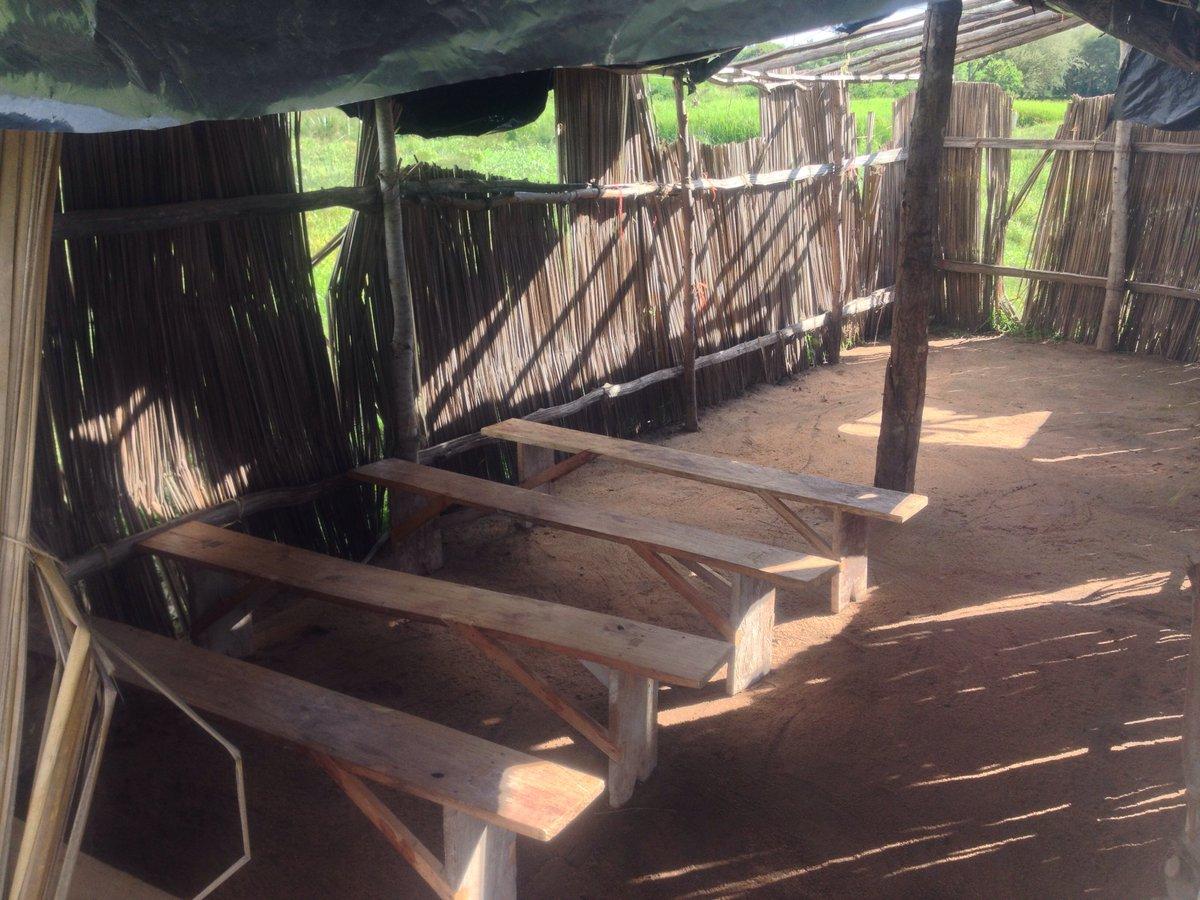 the tent in Usagara