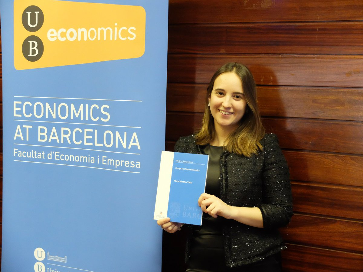Doctoral thesis economics