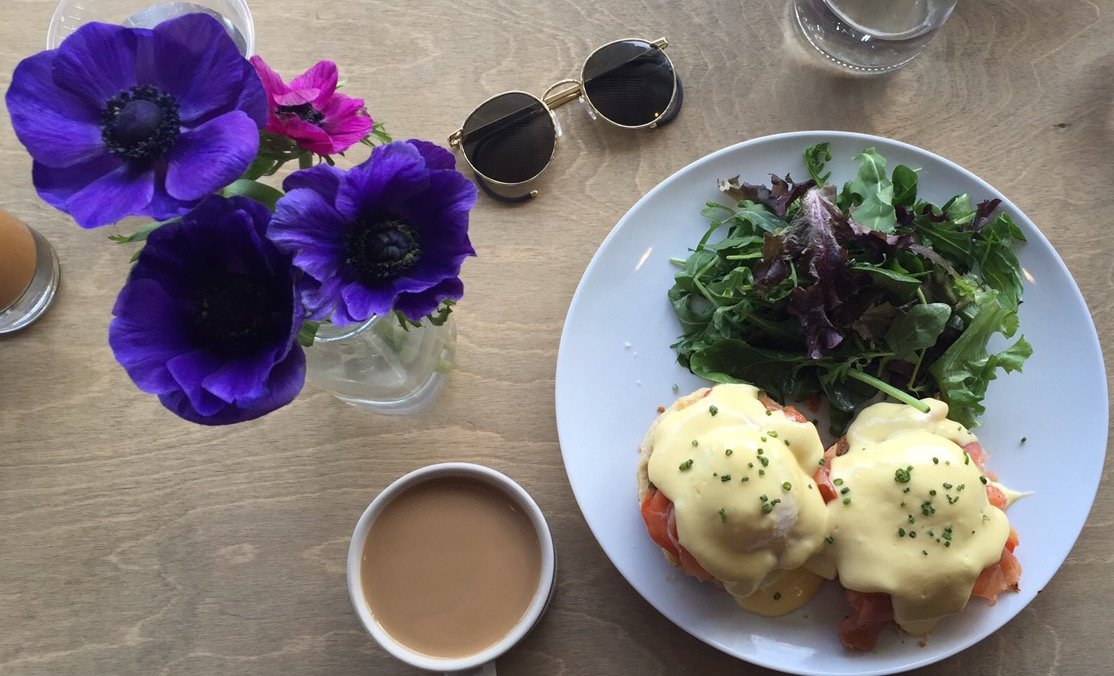 #NationalEggsBenedictDay fell perfectly on Saturday Brunch Day  <br>http://pic.twitter.com/yZ6dbvawjG