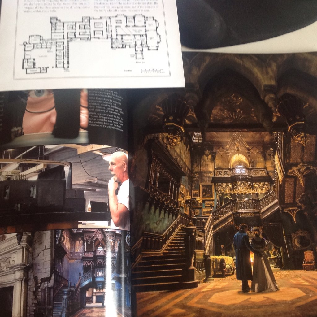 Ren Zelen On Twitter The Attention To Detail In Realgdt S Work Is Extraordinary I M Looking At The Floor Plan Of Allerdale Hall Cpeak Https T Co Whjgwhvsu3