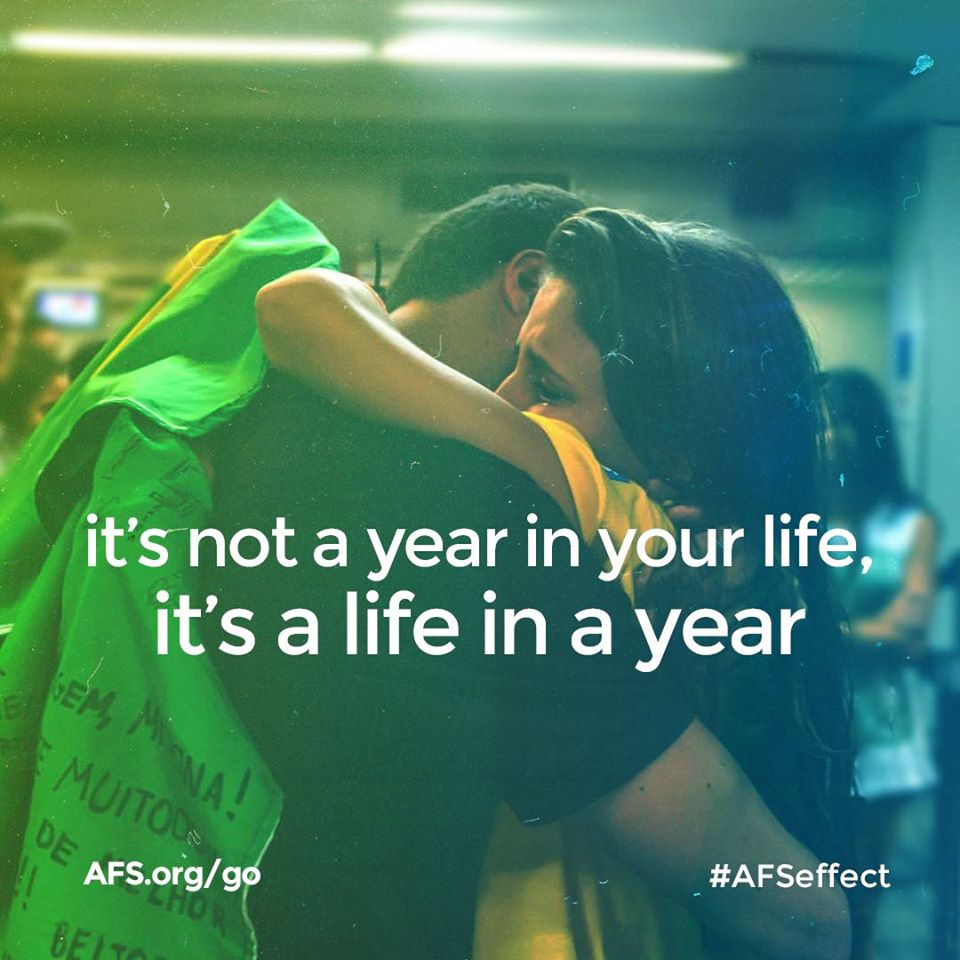 Tag a friend who made your #AFS experience unforgettable and one who should become an AFSer. #studyabroad #AFSeffect https://t.co/uhA3wh41gG