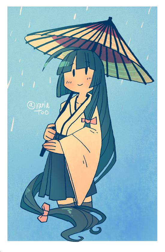 梅雨ver.祥鳳さんです
