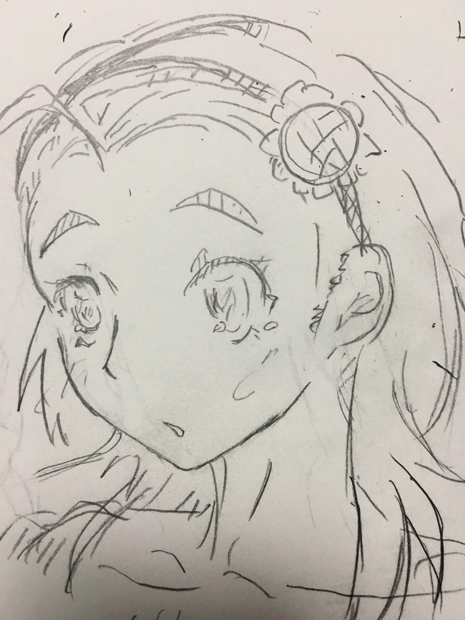 金子みすゞ (@SplashStar0512)さんのイラスト