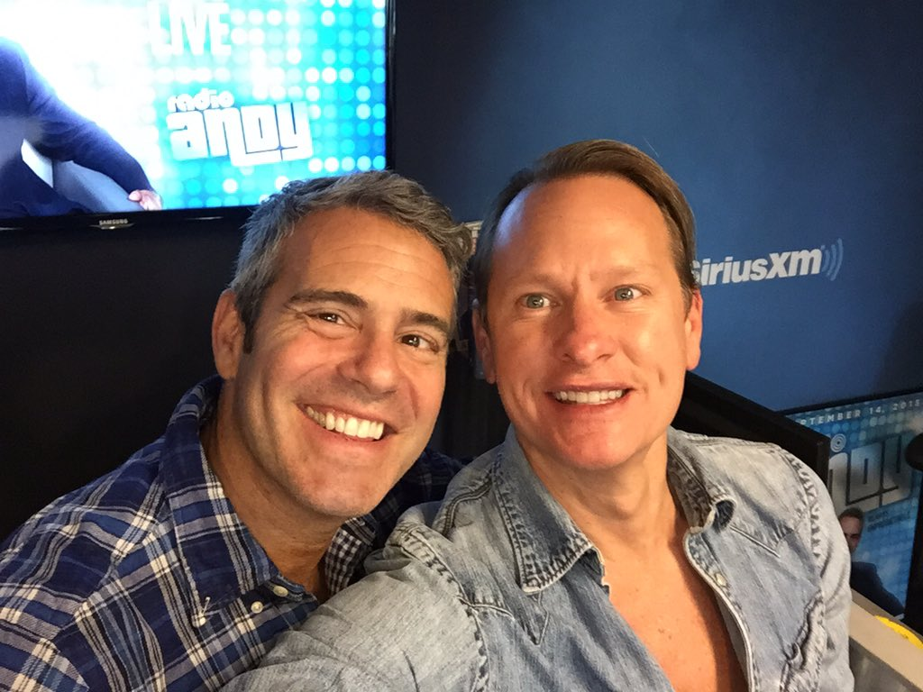 Carson kressley who is he dating