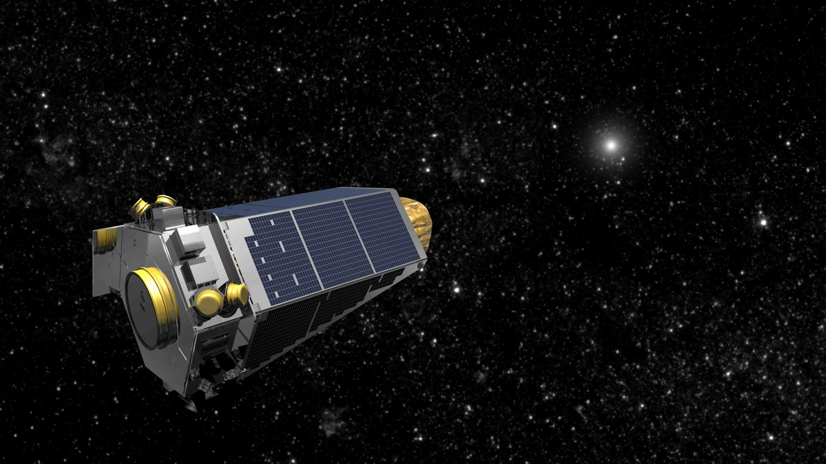 It was a long weekend for Kepler and the team, but the spacecraft has been recovered! :)  https://t.co/D0Y2uTGP3K https://t.co/Jaek5HZGTH
