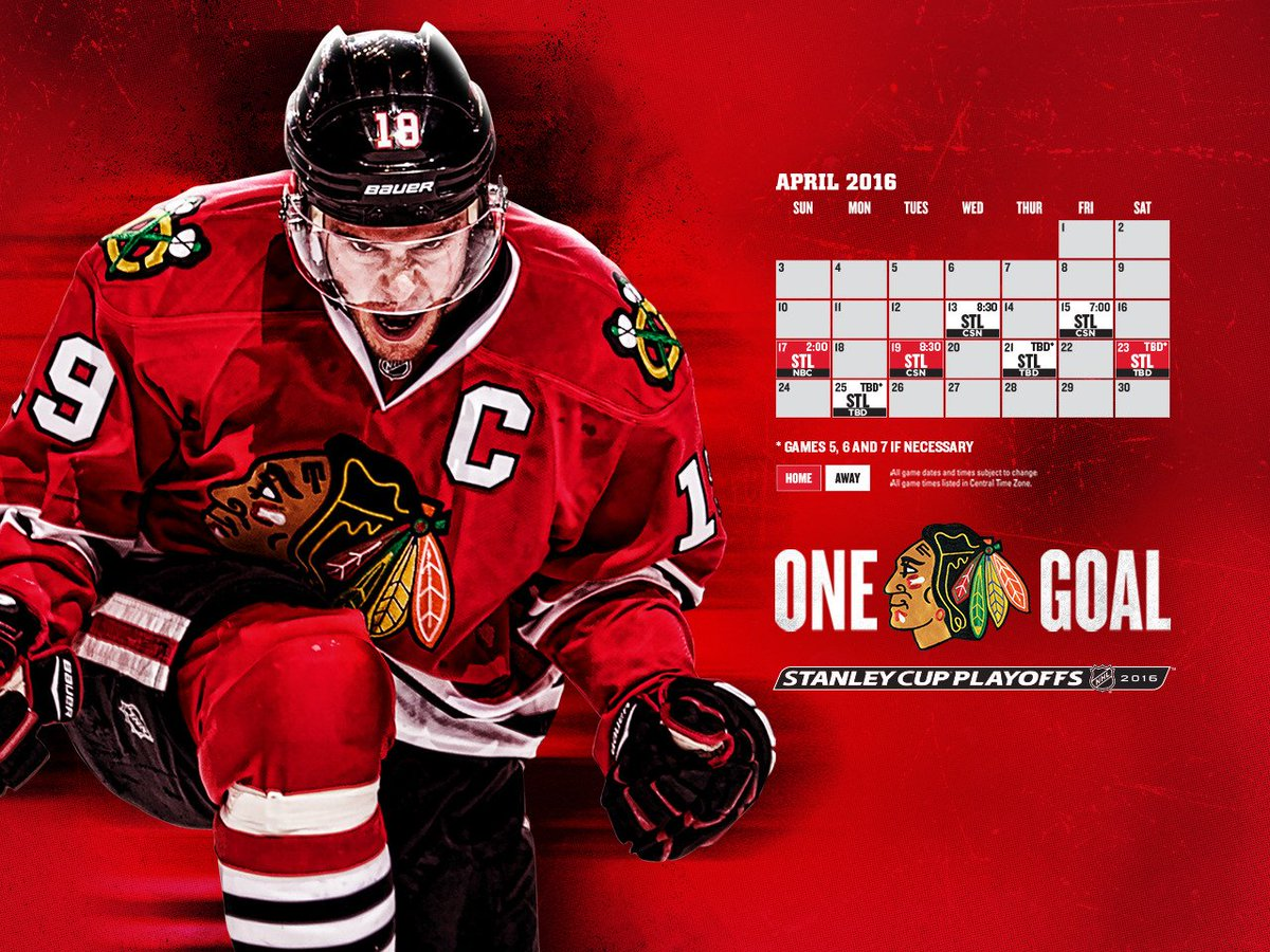 "chicago blackhawks on twitter: ""who's that on the round 1 calendar"