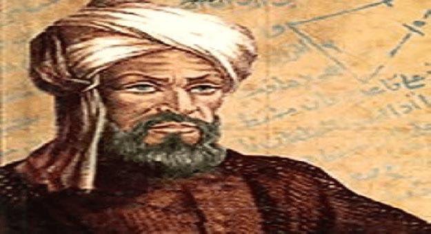 ... في قيادة الفكر العلمي في الشرق والغرب، وقال عنه الفيلسوف الإنكليزي