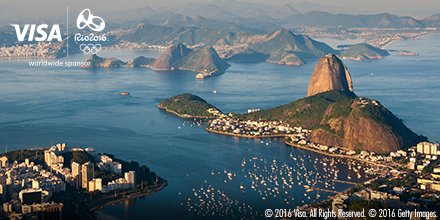 You could WIN a Rio 2016 Olympic Games trip from Visa! NoPurNec18+US/CANRes Ends 4/30 Rules: https://t.co/JLXY1KYl7L https://t.co/1E3vrVgFYx