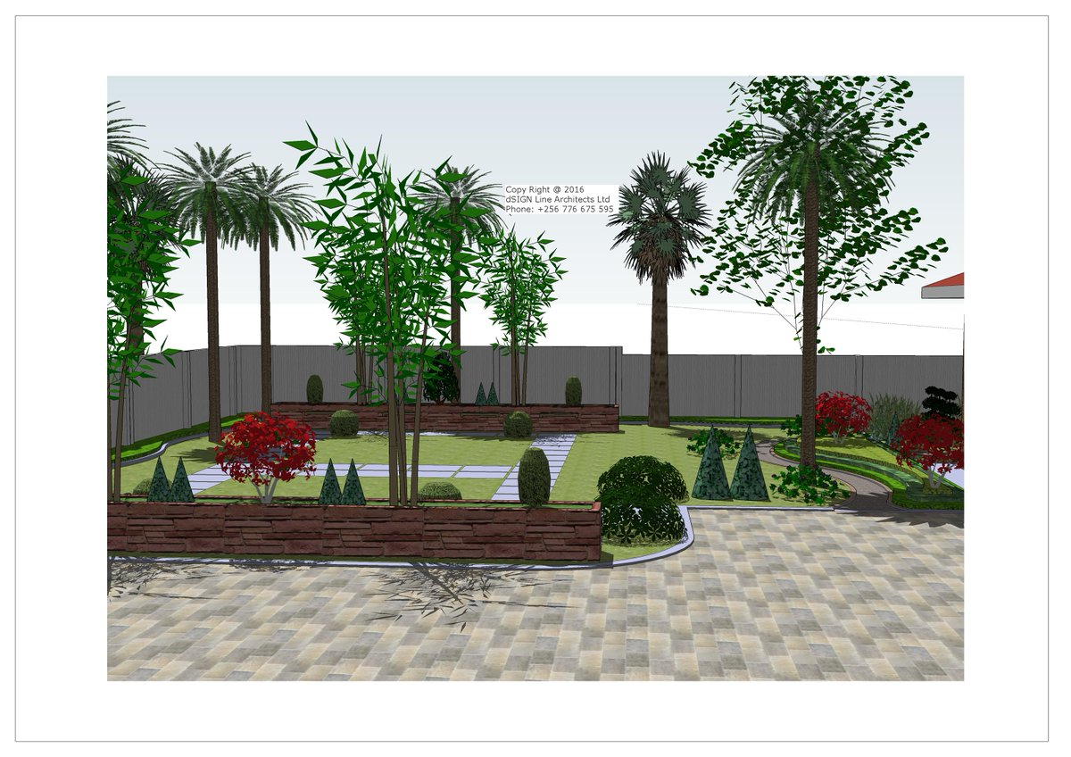 Home Parking Yard Design on driveway home design, stations for cars parking design, parking roof design,