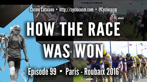 Staggering amount of stuff in yesterday's #ParisRoubaix—#HTRWW didn't have room for Arenberg https://t.co/pZIpgeO6Hz https://t.co/L1kqFjsICn